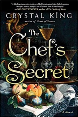chefs secret by crystal king