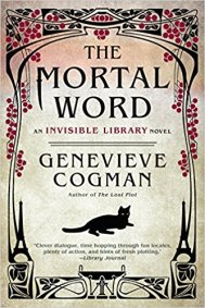 mortal word by genevieve cogman