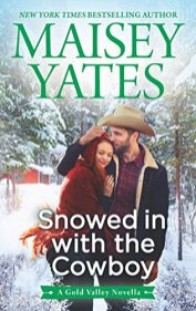 snowed in with the cowboy by maisey yates