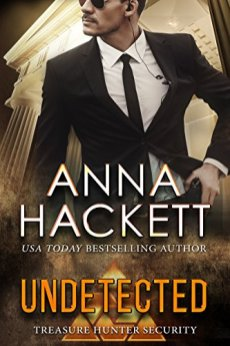 undetected by anna hackett