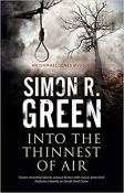 into the thinnest of air by simon r green