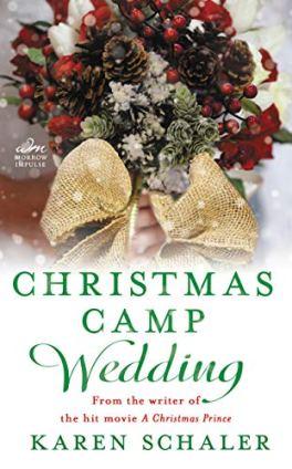 christmas camp wedding by karen schaler