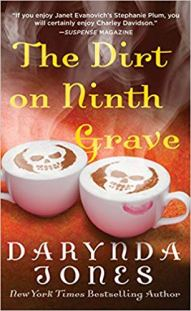 dirt on ninth grave by darynda jones