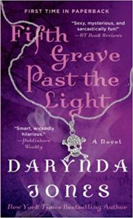 fifth grave past the light by darynda jonea