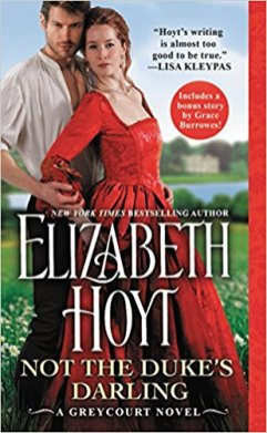 not the dukes darling by elizabeth hoyt
