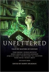 unfettered edited by shawn speakman