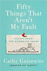 50 things that arent my fault by cathy guisewite