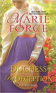 duchess by deception by marie force