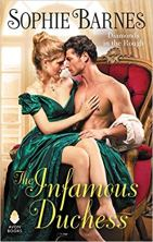 infamous duchess by sophie barnes