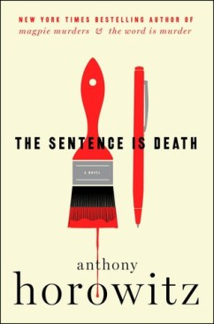 sentence is death by anthony horowitz