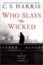 who slays the wicked by cs harris