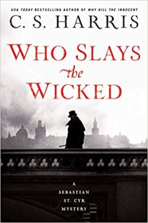 who slays the wicked by cs harris