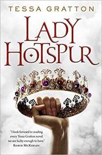 lady hotspur by tessa gratton