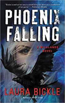 phoenix falling by laura bickle