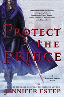 protect the prince by jennifer estep