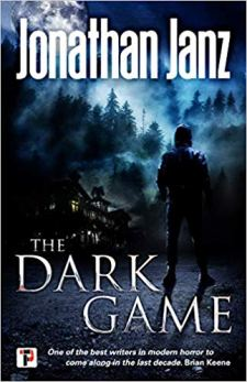 dark game by jonathan janz