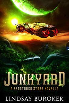 junkyard by lindsay buroker