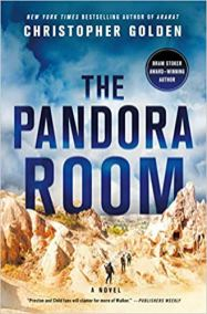 pandora room by christopher golden