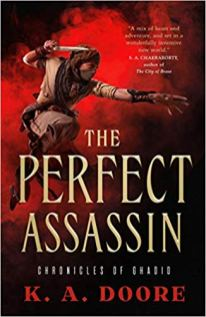 perfect assassin by ka doore