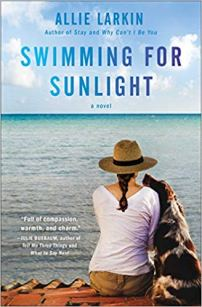 swimming for sunlight by allie larkin