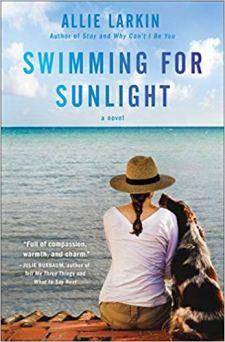 swimming for sunlight by allie larkin