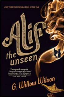 alif the unseen by g willow wilson