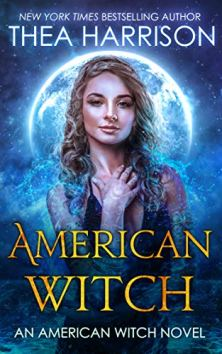 american witch by thea harrison