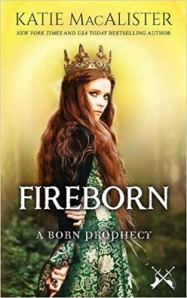 fireborn by katie macalister