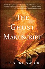 ghost manuscript by kris frieswick