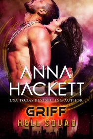 hell squad griff by anna hackett