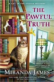 pawful truth by miranda james