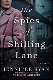 spies of shilling lane by jennifer ryan