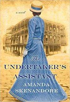undertakers assistant by amanda skenandore