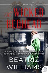 wicked redhead by beatriz williams