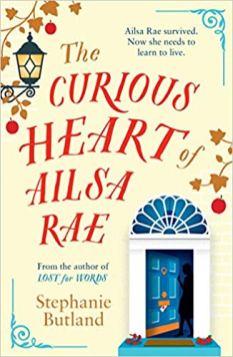 curious heart of ailsa rae by stephanie butland