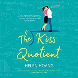 kiss quotient by helen hoang audio