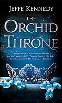 orchid throne by jeffe kennedy