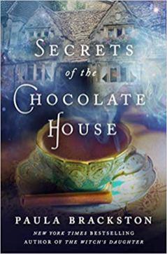 secrets of the chocolate house by paula brackston