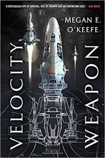 velocity weapon by megan okeefe