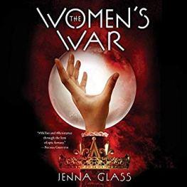 womens war by jenna glass audio