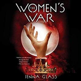 womens war by jenna glass audio
