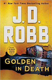 golden in death by jd robb