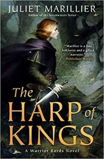 harp of kings by juliet marillier