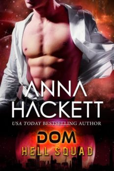 hell squad dom by anna hackett