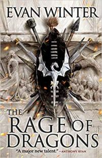 rage of dragons by evan winter