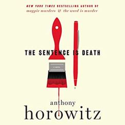 sentence is death by anthony horowitz audio