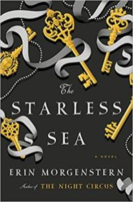 starless sea by erin morgenstern