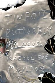 tinfoil butterfly by rachel eve moulton