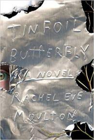 tinfoil butterfly by rachel eve moulton