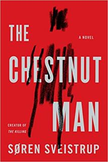 chestnut man by soren sveistrup